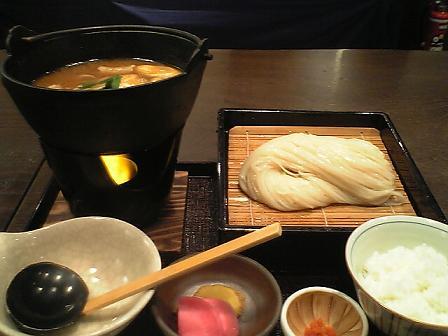 あったかつけ麺